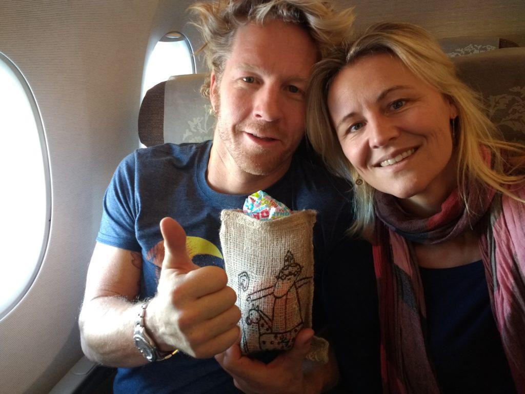 Het reisavontuur van Wendy & Timothy. Deel 1: Taipei