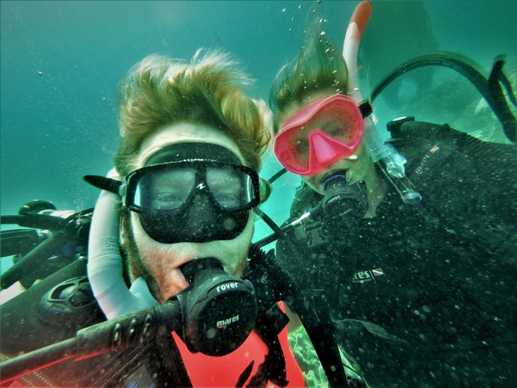 Een reis naar Micronesië: Wendy & Timothy deel 2