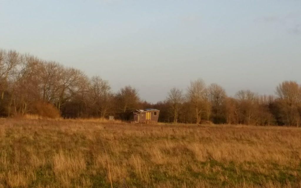 Noordwijk klein - Onze hut op de hei!