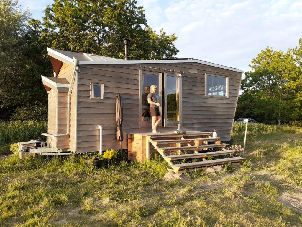 Tiny house Noordwijk Klein